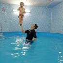 Акваплюх-грудничкое плавание